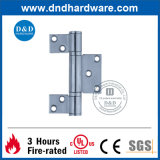 Ss Three Leaves Hinge for Door with UL Certificated (DDSS042)