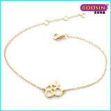 Simple Design Manufacturer Custom Wholesale Gold Bracelet Jewellery for Women