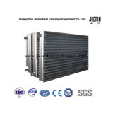 Spiral Finned Tube Air Heat Exchanger for Timber Drying Kiln