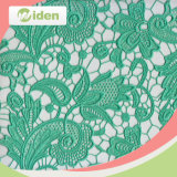 Wholesale Indian Embroidery Cheap African Green Lace Fabric