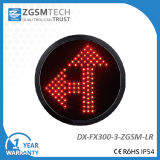 Go Straight and Turn Left Red Module Real Traffic Light