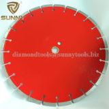 Diiamond Silver Welding Circular Saw Blade for Variety Stone (SY-DCB-573)
