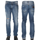 Factory High Quality Fashion Casual Cotton Men Jeans