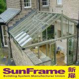 Aluminium Sunlight Room System for House