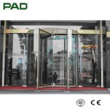 3-Wing Crystal Revolving Door Low Price with Ce Certificate