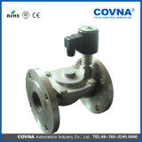 Big Size Solenoid Valve with Flange Connection