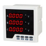 Three Phase Digital Display LED Voltage Meter Voltmeter