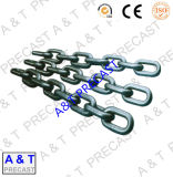 DIN Standard Smooth Welded Alloy Steel Link Chain