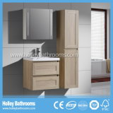 LED Touch Switch New Modern Wood Oak Bath Cabinet Unit Design New Style Bathroom Set (BF119M)