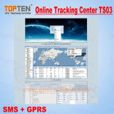 GPS Tracking system Software for Motorcycle/Car/Truck Fleet Management Ts03-Ez