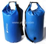 Promotional Camping 20 Liters PVC Waterproof Dry Backpack Bag (YKY7205)