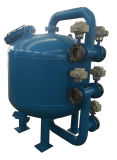 Industrial Sand Filter Circulating Water System by-Pass Filtration