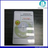 Anti-Counterfeiting 3 D Hologram PVC ID Card for Anti-Fake
