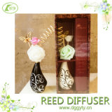 Reed Diffuser with Diffuser Reed in Ceramic Vase