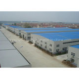 China Prefab House Light Steel House with C/Z Steel
