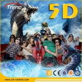 Entertainment Outdoor Adventure 5D Cinema for Amusement Park