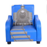 Railway Engine Cool Baby Furniture Leather Sofa Chair (SF-203-1)