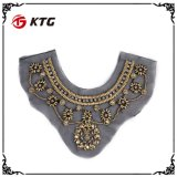 New Style Pearl Crochet Lace Trim Beaded Lace Embroidery Collar