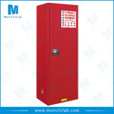 Red Laboratory Safety Storage Cabinet for Combustible Liquid