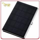 Superior Quality Tartan Design Leather Business Card Case