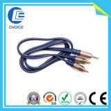 3.5male to 2RCA Male Cable