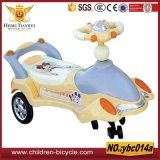 Cheapper Good Baby Swing Car with Music