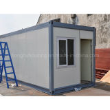 China Prefabricated House Living 20ft 40ft Container House