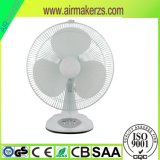 14 Inch Rechargeable Table Fan with Mobile & Solar Charger
