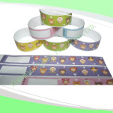 Entertainment Tyvek Customed Cheap Party VIP Paper Wristbands (E3000-1-1)