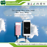 Portable 5200mAh Power Bank Battery Charger with Mini Air Humidifier