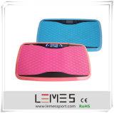 Gym Crazy Fit Fitness Equipment Vibra Plate Whole Body Vibration Massager