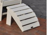 Polywood Ottoman Furniture for Outdoor