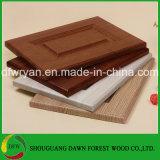 Kitchen Furniture Parts PVC Film MDF Core Kitchen Cabinet Door