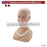 Jumbo Fake Pearls Necklace Jewellery Accessory Jewelry Set (P3066)