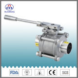 Sanitary Stainless Steel Ball Valve with Ce ISO 3A Certification