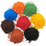 Iron Oxide Fe2o3 (yellow/black/green/blown/blue/red) for Pigment Powder