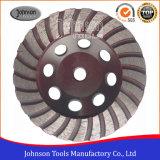 Od115mm Diamond Turbo Cup Wheel for Stone