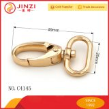 Metal Alloy Snap Hook/Flat Metal Hook/Spring Snap Hook for Handbag with Factory Direct-Price