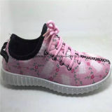 China Women Sport Casual Shoes Injection Shoes