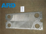 Thermowave Plate Heat Exchanger Plate Tl250ss Tl250PP Titanium C2000 AISI304 AISI316