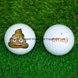 Indoor Outdoor Training Practice Emoji Golf Ball
