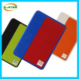Contrast Color Leather Smart Laptop Case for Samsung Galaxy Tab