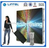 Exhibition Portable Back Wall Stand Pop up Banner Display
