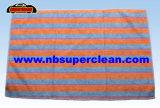 China Supply Cheap Microfiber Stripe Kitchen Towel (CN3657)
