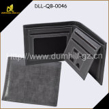 Leather Billfold Men Wallet with SIM Card Holder