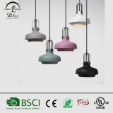 Modern New Design Aluminum Cowl Pendant Lamps for Interior Decoration