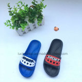 Kid′s Slipper with PVC Upper and EVA Outsole
