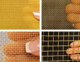 Anping Factory Copper Woven Wire Cloth for Rfi Shielding