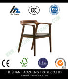 Hzdc063 Arm Chair Dining Chair Wooden Furniture