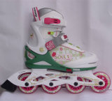 Ce Certificated Fashion 4 Wheel Kids Roller Skate Shoes